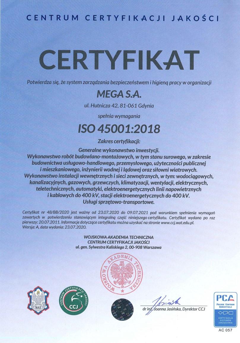 MEGA S.A._CERTYFIKAT ISO 45001_2018.JPG